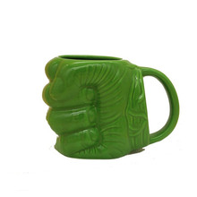 Buy 350ml Ceramic Mugs 3D Hulk Green Fist Shape Creative Water Cups Coffee Tea Milk Hot Water Cup Drinkware Novetly Unique Gift for $14.52 in AliExpress store