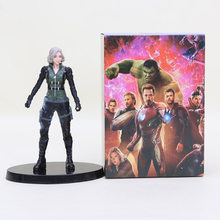 Os Vingadores 3 Infinito Guerra figura Thor Homem De Ferro Doutor Estranho de Super-heróis Vingadores Hulk PVC Action Figure Collectible Modelo Toy(China)