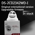 In stock DHL free shipping DS 2CD2342WD I English version 4MP CCTV camera EXIR CCTV Camera
