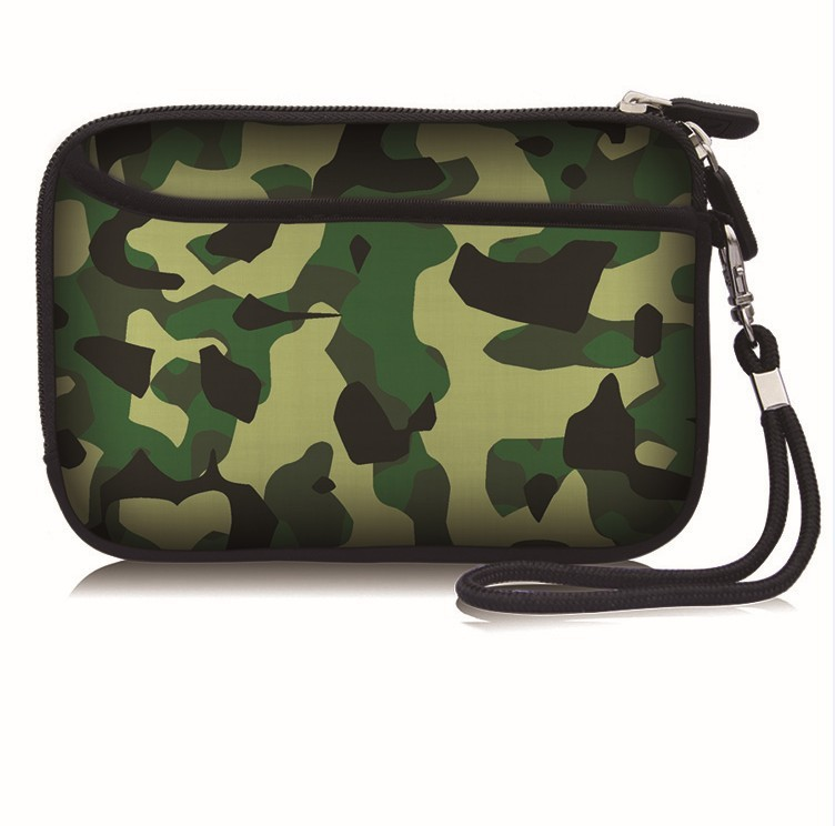 Camo Drive Carrying Case Cover Pouch Strap Seagate Expansion/Backup Plus 2.5 inch Portable External Hard Disk - Amei's Bag store