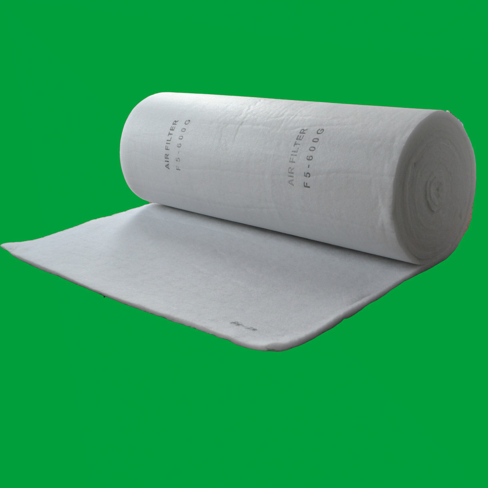 600G Paint booth ceiling filter media for air filters(China (Mainland))