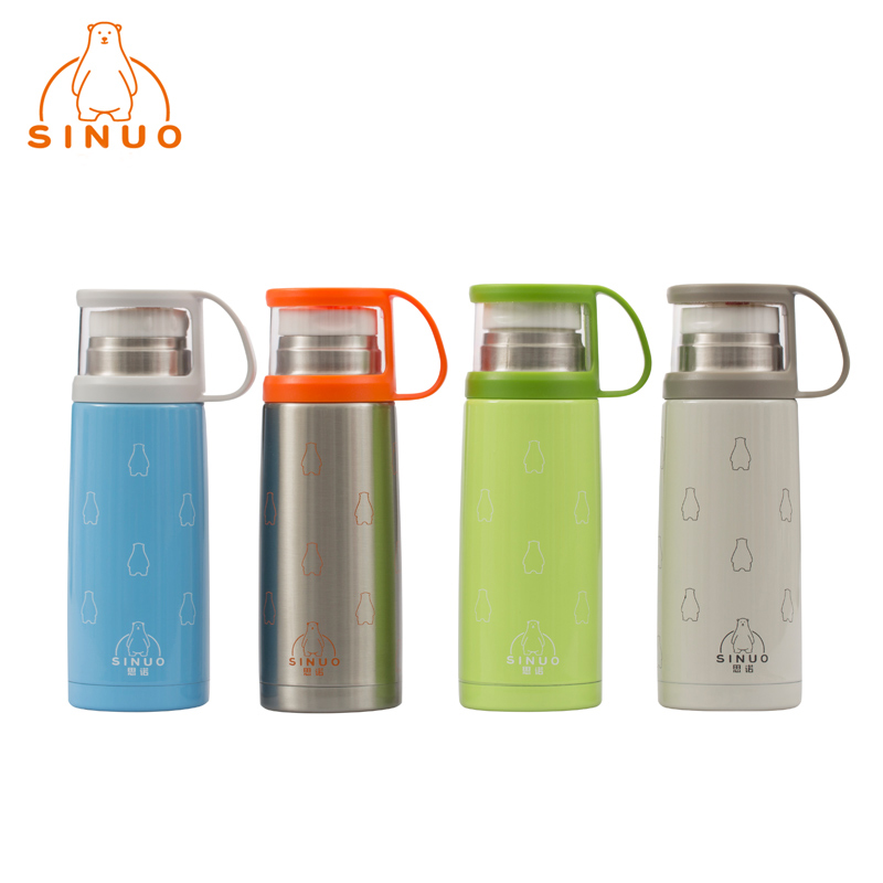 Brand New Sinuo Vacuum Cup Stainless Steel Bottle Thermal