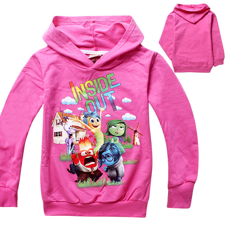 Kids' Hoodies are Oh-So Fun. Here a hoodie, there a hoodie, everywhere a hoodie! Find a kid's hoodie your children will love. They will go crazy for a one with their favorite superhero on it. Batman and Spider-Man are just few of the options from DC and Marvel. Let your kids rule the galaxy, or at least the playground, with a Darth Vader hoodie.