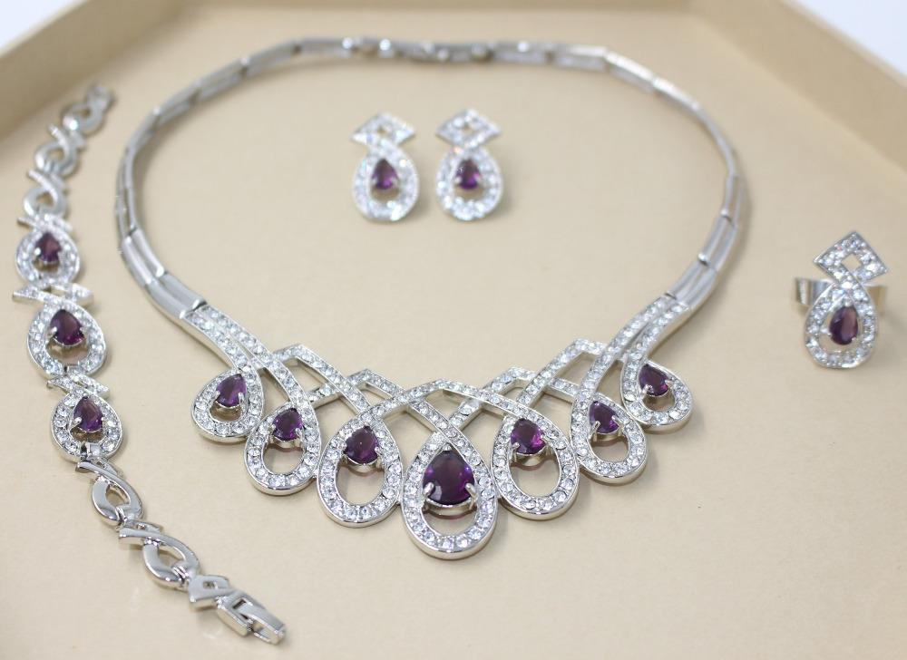 Ювелирный набор Jewelry set 2015 18K  ювелирный набор jimore 2015 whol women fashion jewelry
