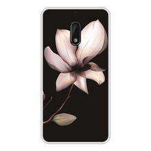الأزياء منقوشة الهاتف الحالات ل نوكيا 1 2 3 5 6 8 لينة غطاء سيليكون ل Nokia3 Nokia6 Nokia5 Nokia2 نوكيا 7 زائد X6 حالة(China)
