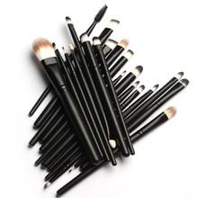 Buy 20 Pcs Cosmetic Makeup Brush Set, Foundation Eyeshadow Eyeliner Lip Make Brushes Set,Beauty Brush for $4.13 in AliExpress store
