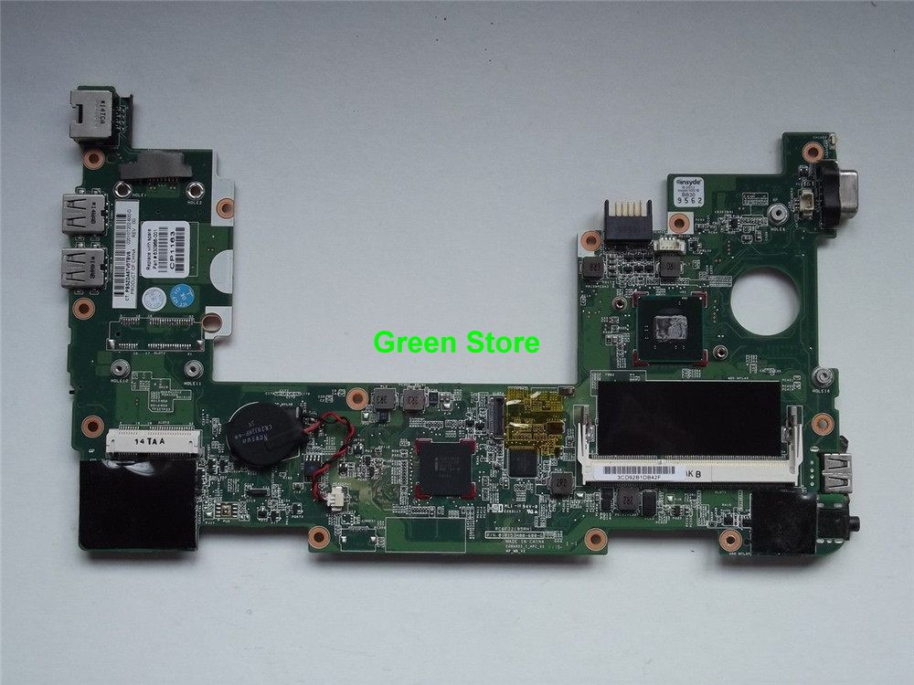 For HP Mini 210 630966-001 Laptop Motherboard,100% Tested Ok<br><br>Aliexpress