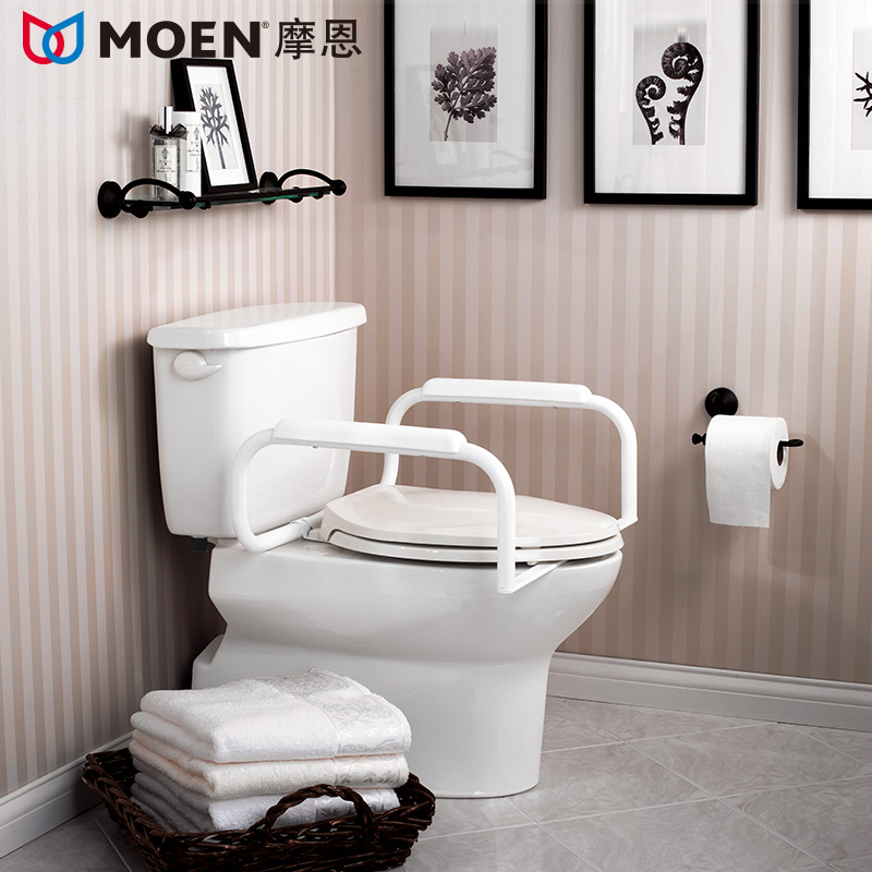 Toilet Toilet Bathroom Grab Bars Safety Bars Skid Firm Elderly Accessible Bat
