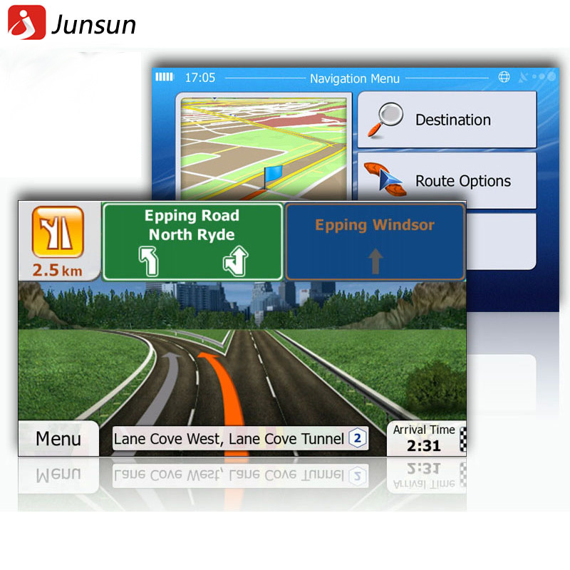 Junsun 8G gps maps Micro sd card latest Map for WinCE car gps navigation map Europe/Russia/Belarus/USA/CA/AU/Israel Car gps maps(China (Mainland))