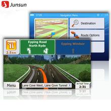 Junsun 8G gps maps Micro sd card latest Map for WinCE car gps navigation map Europe/Russia/Belarus/USA/CA/AU/Israel Car gps maps(China (Mainland))