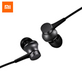 100 Original Xiaomi Piston In Ear Stereo Earphone With Remote Mic Music Mi Headsets For Xiaomi