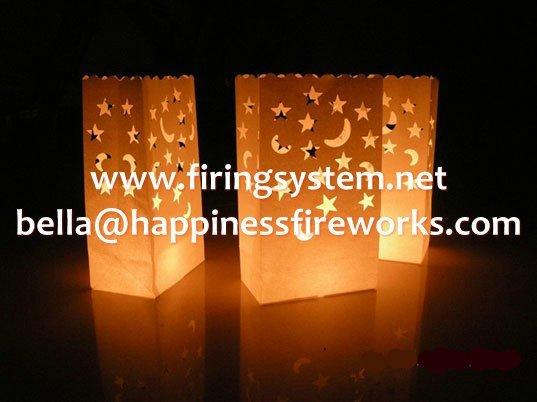1200pcs/carton+free shipping candle bags