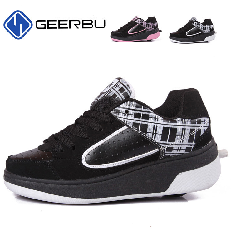 Child heelys Jazzy Junior girls boys roller shoes children EU Size 33-40 wheel skate TX1000 - Children's wear park store