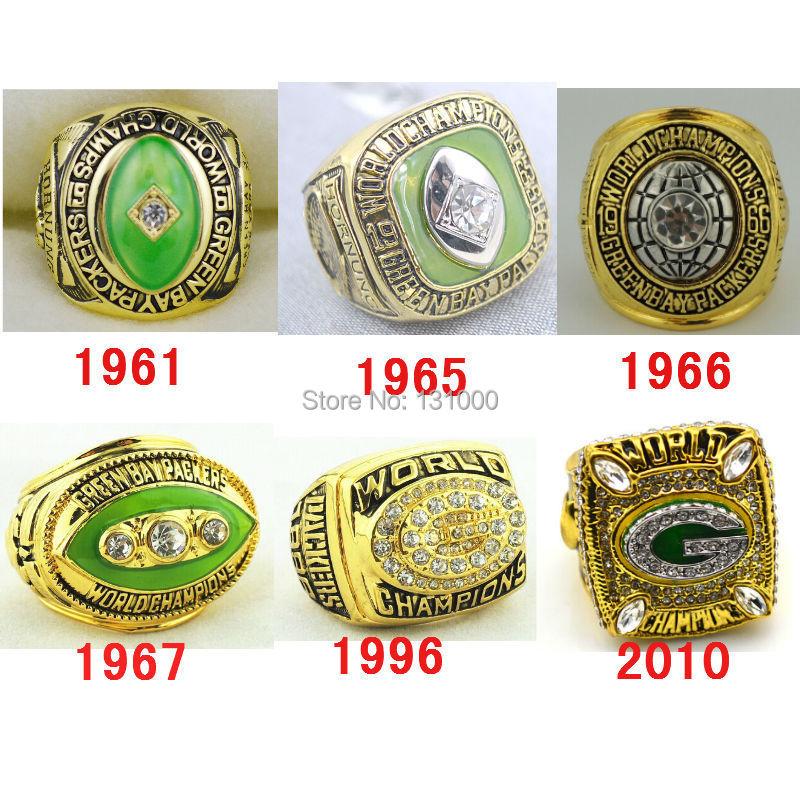 Packers  Rings