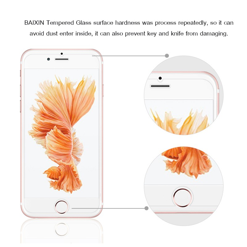 - HTB1o9TILXXXXXb0aXXXq6xXFXXXu - 9H tempered glass For iphone 4s 5 5s 5c SE 6 6s plus 7 plus screen protector protective guard film front case cover +clean kits