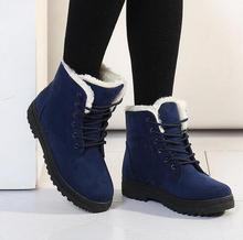 Buy Botas femininas women boots 2017 new arrival women winter boots warm snow boots fashion platform shoes women fashion ankle boots for $17.47 in AliExpress store