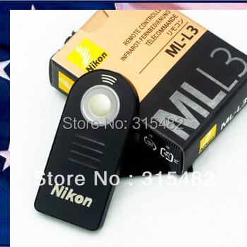 ML-L3 IR Wireless Remote Control for Nikon D80 D90 D300 D5100 D3000 D5000 D7000