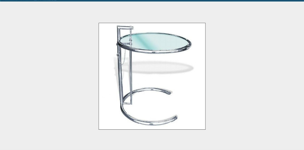 Small round side tables modern glass coffee tables metal for Metal frame glass coffee table