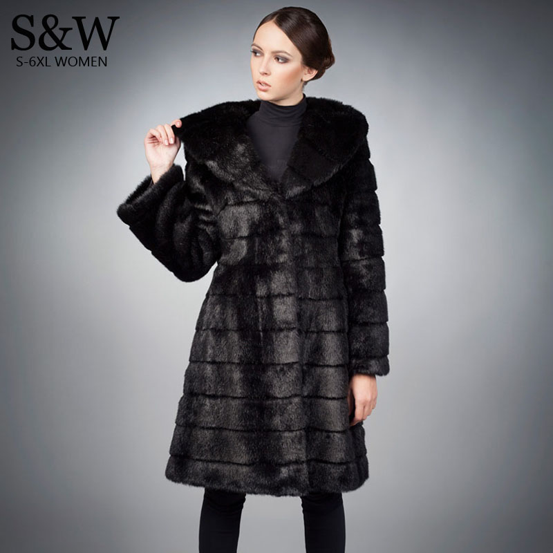 Synthetic Fur Coats Promotion-Shop for Promotional Synthetic Fur ...