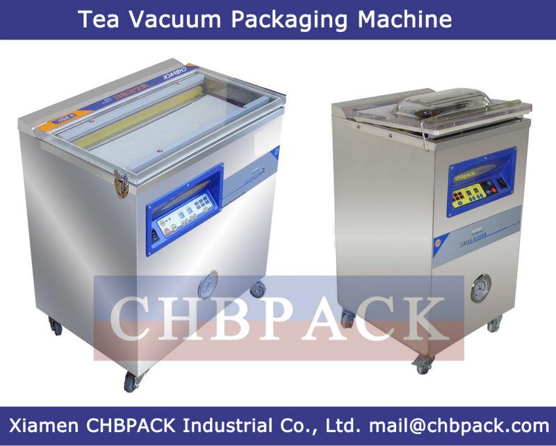 Tea Vacuum Packaging Machine,Semi-automatic tea vacuum machine - CHBPACK Supplier store
