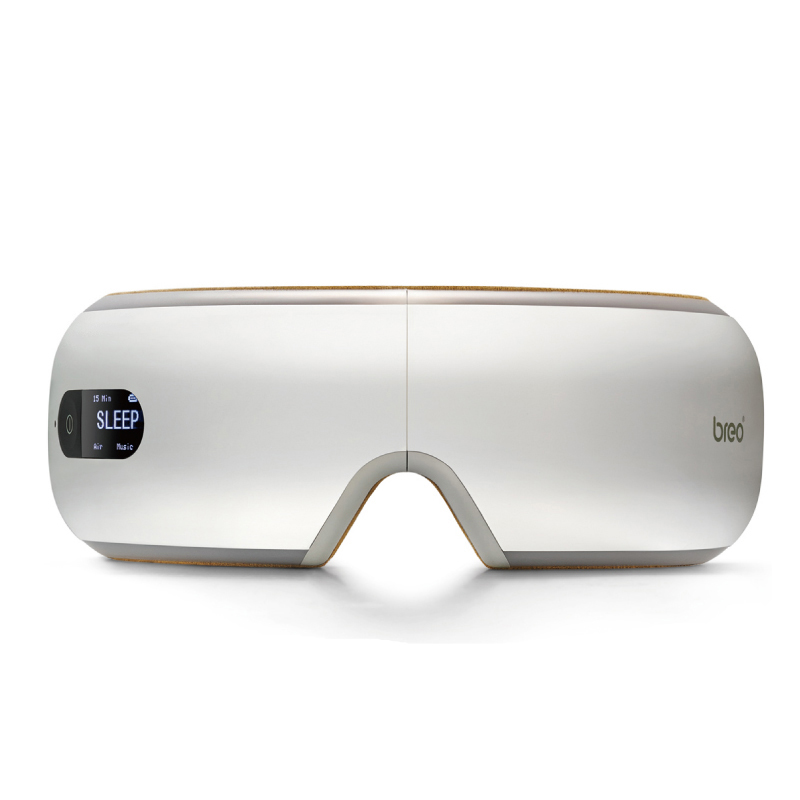 KIKI.2017.New style.Breo isee4.Air pressure Eye massager with mp3 ,eye magnetic far-infrared heating.eye care.isee 4