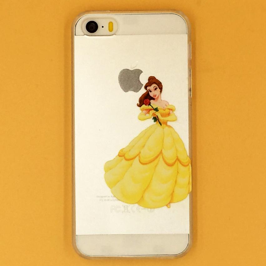 Apple iphone 4/4s 5/5s 5c 6 4.7 inch plus Case Cover Yellow Princess Dress Custom Protective Phone Hard Plastic - UI-International store