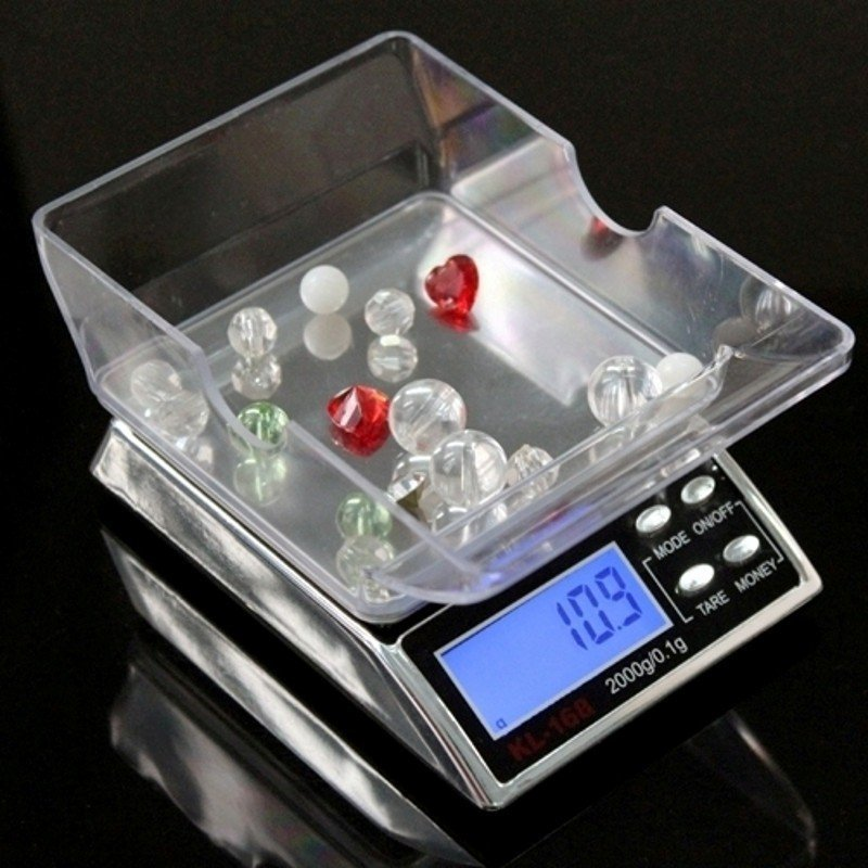 500G/0.1g Mini Portable Pocket LCD Electronic Weight Digital Gram Jewelry Scale - Zhongshan J&F Consumer Electronics Co., Ltd store