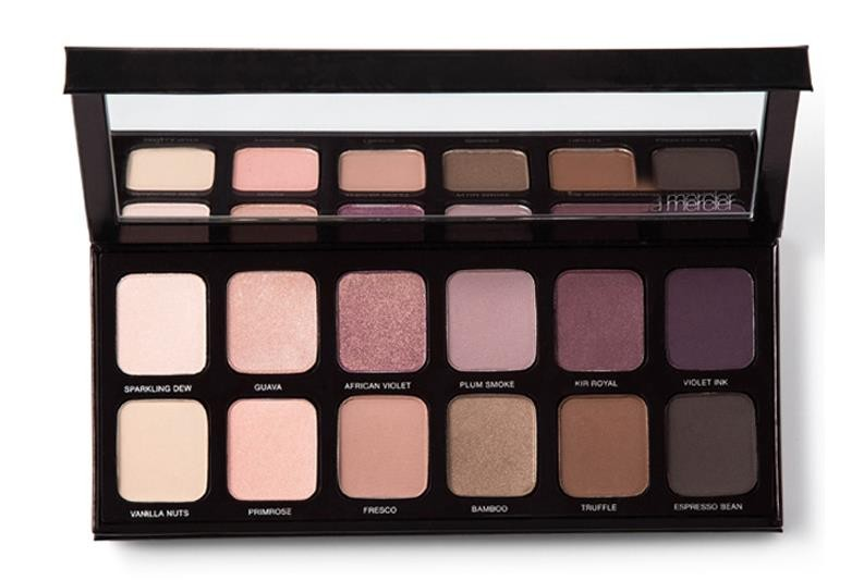 Christmas Limited Fashion and popular  Laura Mercier Eye Art Artists Palette 12 color naked smoky matte eyeshadow<br><br>Aliexpress