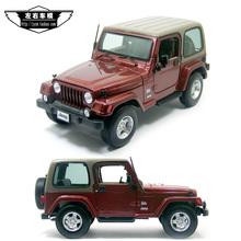 Meritor figure 1:18 jeep wrangler Sahara jeep jeep models alloy simulation model