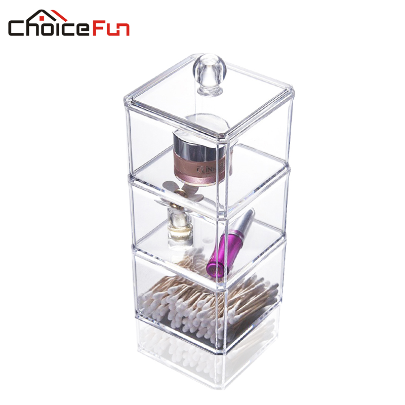 CHOICE FUN Hot Selling Clear Acrylic Storage Container Desk Office Accessories High Quality Document Box SF-1183(China (Mainland))
