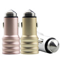 Car Charger Dual USB 5V 2 4A Quick Charger With Emergency Hammer Car charger For IPhone