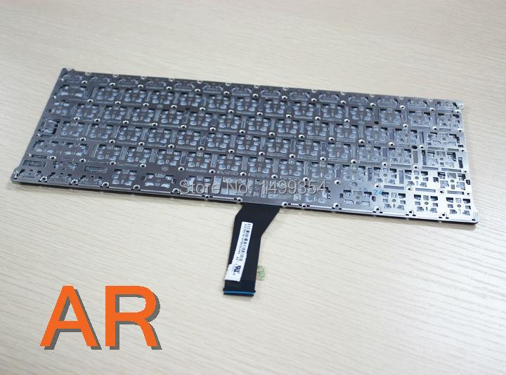 """Здесь можно купить  5PCS/Lot For Macbook Air 13"""" A1369 MC965 MC966 Original Laptop Parts Arabic/AR Keyboard  Компьютер & сеть"""