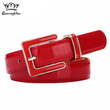 Buy Fashion Genuine Leather Belt Women Pin Buckle Cowhide Leather Jeans Girdles Waist Belts Female for $8.03 in AliExpress store