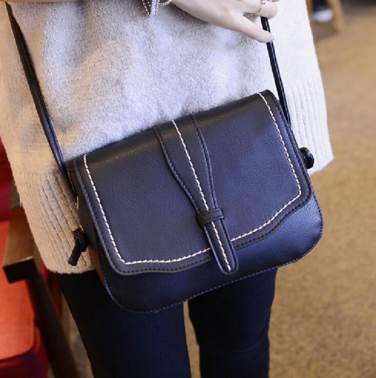 stacy bag 062816 hot sale lady fashion small flap bag female vintage shoulder bag(China (Mainland))