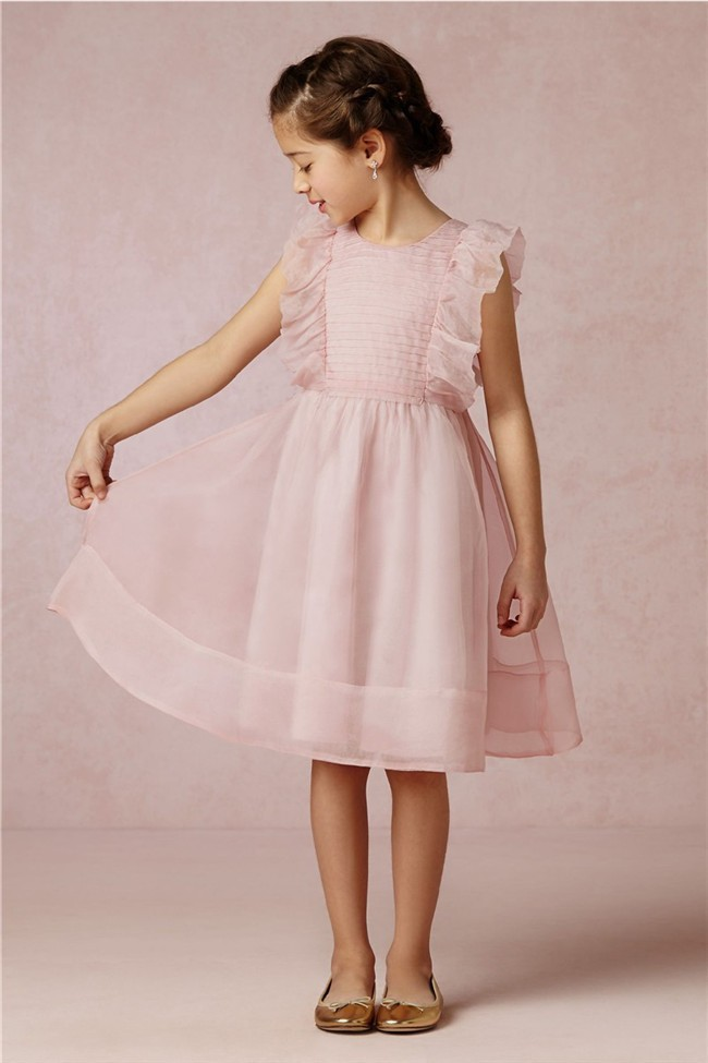 Girls pink chiffon dressother dressesdressesss girls pink chiffon dress mightylinksfo Images
