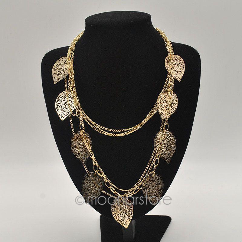 Колье-ошейник OEM 2015 Multi 925 Y10 * MHM239 #M5 Multi Layer Necklace
