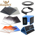 KnightX 49 52 55 58 67 72 77 82 MM color Filter Set for Cokin P