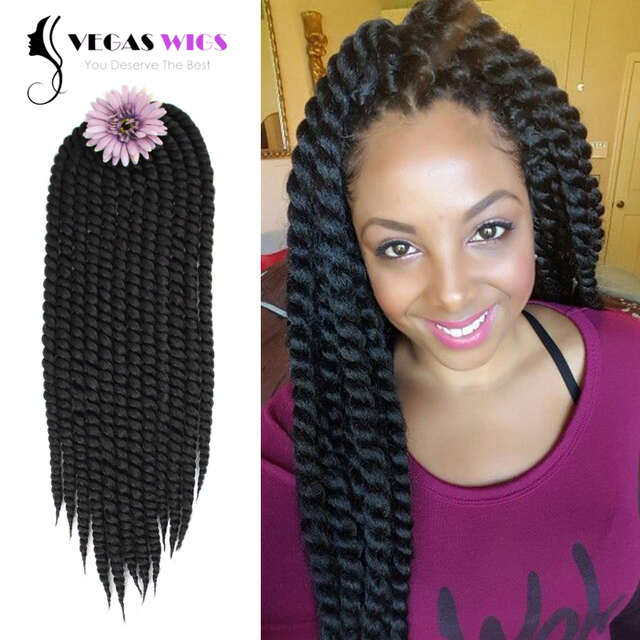 Quality Crochet Hair : good quality havana twist braid, Synthetic Senegalese Hair Crochet ...