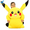 Fancytrader Large 120cm Super Stuffed Giant Pikachu Plush Toy Huge Pikachu Doll Pillow Good Present for