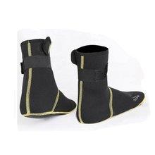 3mm Neopren Dalış Dalış Ayakkabı Çorap Plaj Botları Wetsuit Anti Çizikler Isınma Anti Kayma Kış Yüzmek Ayakkabı(China)