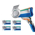 Promotion High Quality 4pcs lot Grade A Men Shaving Razor Blade Face Care for Men Standard