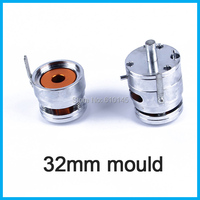 new style 32mm badge machine mould