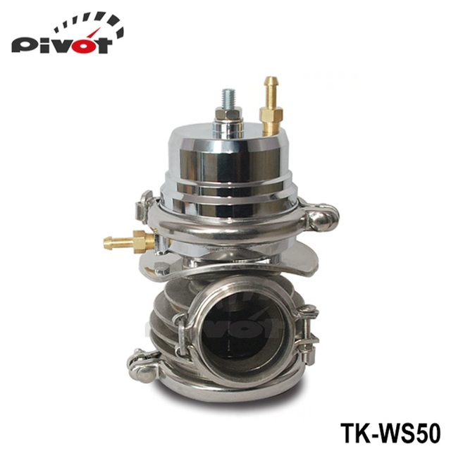 Precision Turbo Specials Psi Proformance: Pivot Turbo Charger V Band 50mm External Wastegate Bypass