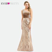 גלימת דה Soiree אי פעם די EZ07767 חדש סקסי צווארון V שרוולים בת ים בורגונדי ארוך ערב שמלות אלגנטי Abendkleider 2019(China)