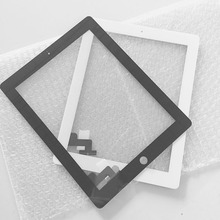 50/pcs for ipad 2 Front Panel Screen Touch Glass Digitizer Replacement  For iPad 2 2nd Free Shipping 03