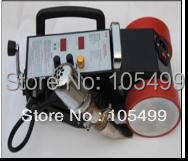 Intelligent PVC/PE flex banner welder with a extra heater made in china(China (Mainland))