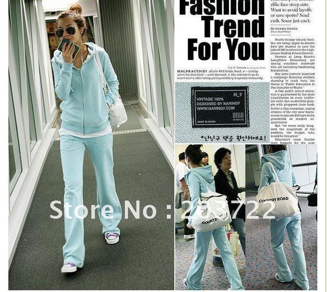 2012 New Arrival Hot sell woman fashion sport suit/ladies sport clothes/Women sportwear/Women Hoodies/Active Hoodies