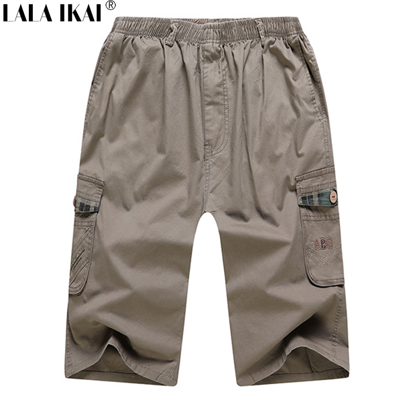 Mens Elastic Waist Shorts. Shop for men's elastic waist shorts in every imaginable style. Discover shorts for every possible occasion as well, whether the event of the day is a fancy function or a quick game of basketball.