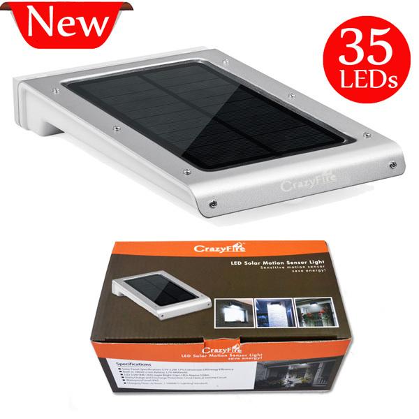 35 LEDs Solar Lights Solar Lamp Powered Panel LED Gardern Light Outdoor Sensor Lighting Wall Emergency Lamp Security Spot Light