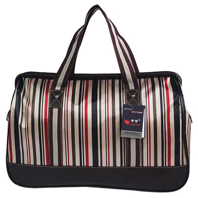 2016 новых мужчин багажа дорожные сумки свободного покроя нейлон водонепроницаемый ...